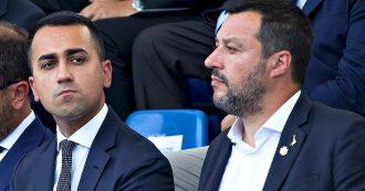 """Crisi di governo, Di Maio: """"Riaprono le Camere? Lega voti taglio dei parlamentari"""". Salvini: """"No. Poi non si va più a elezioni"""""""