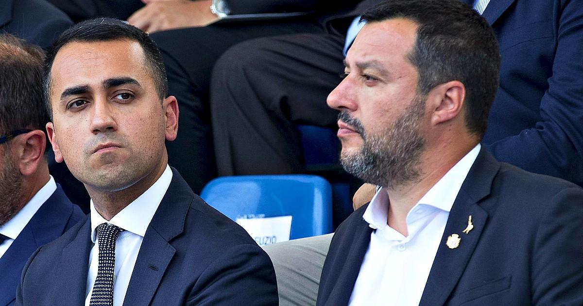 Matteo Salvini vale quattro Luigi Di Maio. O almeno, questo dice Google