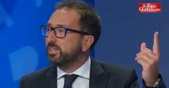 """Crisi governo, Bonafede: """"Salvini alle urne pagherà moltissimo questo tradimento"""""""