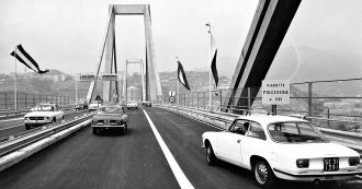 """Morandi: 1967, le carte segrete sul ponte malato. Dalle crepe alle stranezze del collaudo: l'inchiesta di """"Sherlock"""" domenica in edicola"""