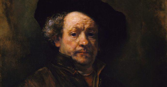 Compra un quadro in un bar, poi la scoperta: potrebbe essere un'opera di Rembrandt da 30milioni di euro
