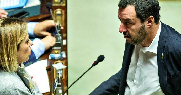 Crisi di Governo, in caso di voto anticipato i sondaggi premiano l'asse sovranista: a Salvini basterebbe la Meloni per governare