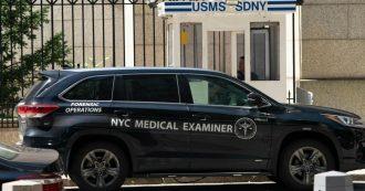 """Suicidio Epstein, tre inchieste. Il sindaco di New York: """"Quanti coinvolti con lui?"""