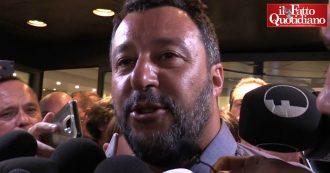 """Crisi di governo, Salvini: """"Ritirare i ministri leghisti? Noi pronti a tutto pur di andare al voto"""""""