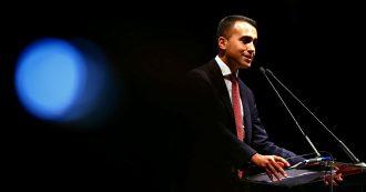 """Crisi di governo, Di Maio all'assemblea M5s: """"Via ministri Lega dal governo. Mattarella è l'unico che decide quando e se votare"""""""