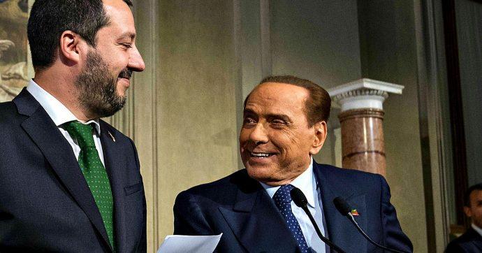"""Quando Salvini diceva: """"Mai più con Berlusconi"""""""
