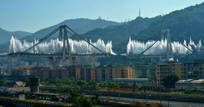 Ponte Morandi un anno dopo. Tra macerie, ricostruzione e indagini resta l'incertezza delle date