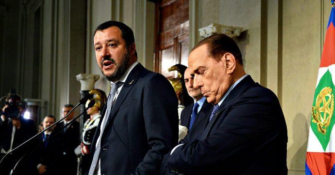 Crisi di governo, salta incontro Berlusconi-Salvini. Forza Italia dice no a listone unico con la Lega: rischio implosione