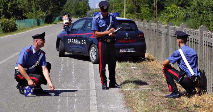 """Ciclista ucciso, la 28enne arrestata: """"Blackout mentale"""", ma in silenzio davanti al gip"""