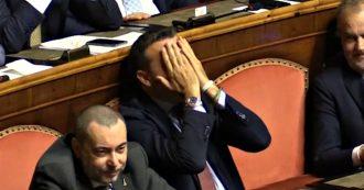 """Crisi, Patuanelli (M5s) chiede ai leghisti di """"ritirare mozione di sfiducia"""". E Centinaio sbotta: """"Con chi c…o abbiamo governato"""""""