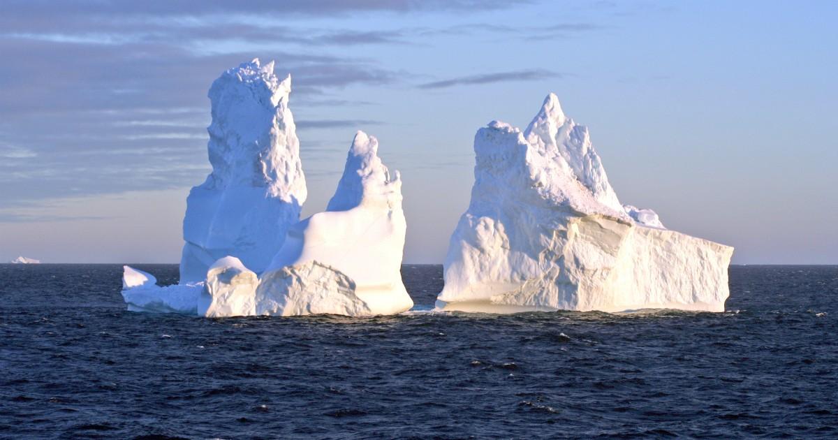 Riscaldamento globale, un'estate 'liquida' nell'Artico