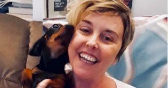 """Nadia Toffa morta, l'ultimo messaggio della """"Iena"""" sui social: """"Vi bacio tutti"""""""