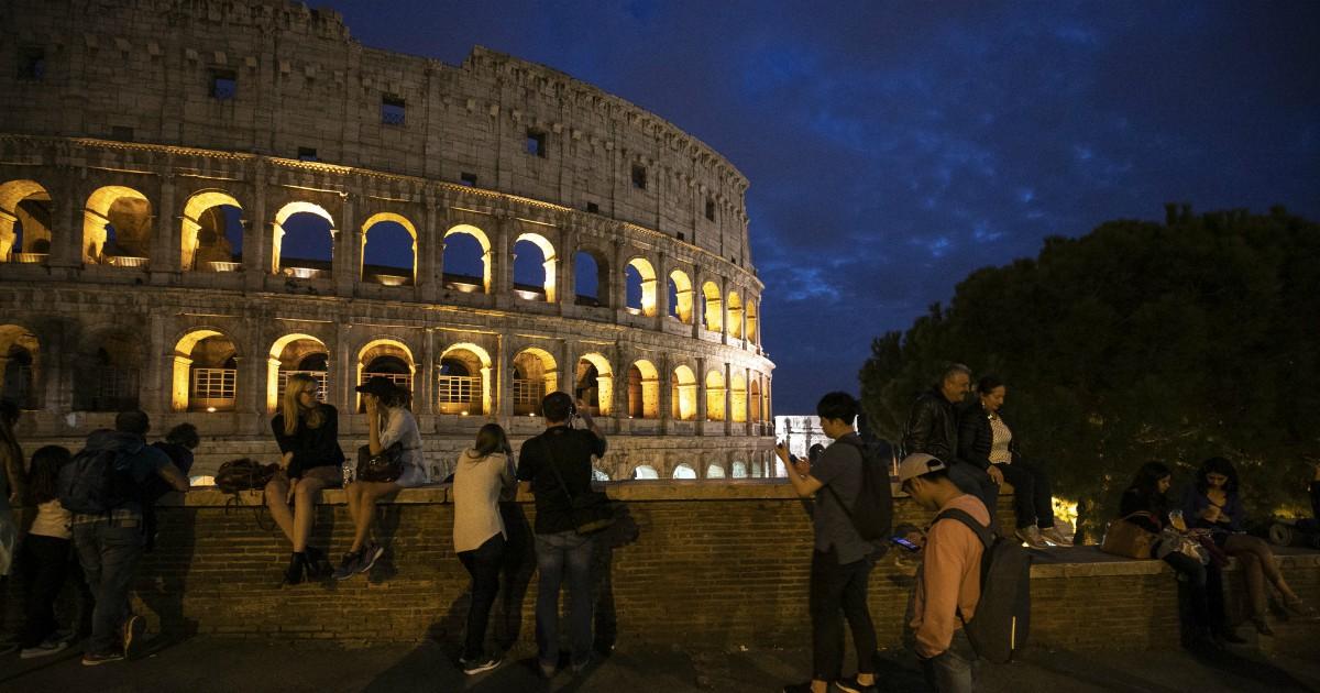 Trevisani, il suo ultimo libro si muove tra i cieli esoterici di Roma e una storia d'amore