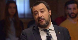 """Crisi, quando a dicembre Salvini ad Accordi&Disaccordi (Nove) assicurò: """"Io sono un uomo di parola. Non stacco spina al governo"""""""