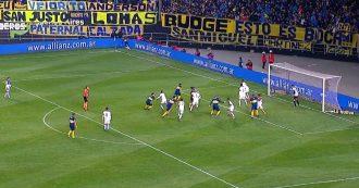 Daniele De Rossi, l'ex capitano della Roma in gol al debutto: tifosi e telecronisti impazziscono
