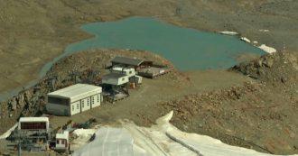 Clima, la corsa contro il tempo per salvare i ghiacciai: le immagini dalle Alpi senza neve