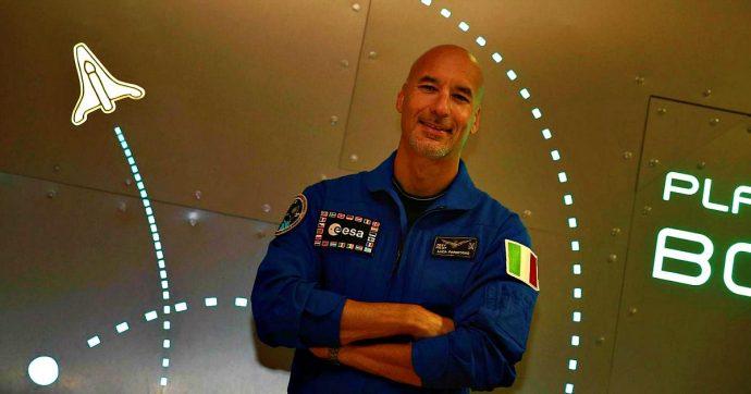 Luca Parmitano, dj dalla stazione spaziale per una discoteca di Ibiza