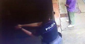 Torino, tentano sequestro di una donna. Le immagini dell'arresto