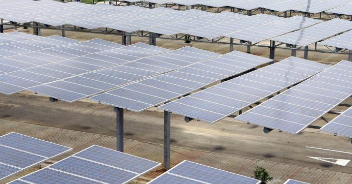 La Tuscia verrà divorata dal fotovoltaico
