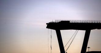 """Ponte Morandi, i parenti delle 43 vittime sull'accordo con Autostrade: """"Un buon inizio l'estromissione dell'azionista di maggioranza"""""""