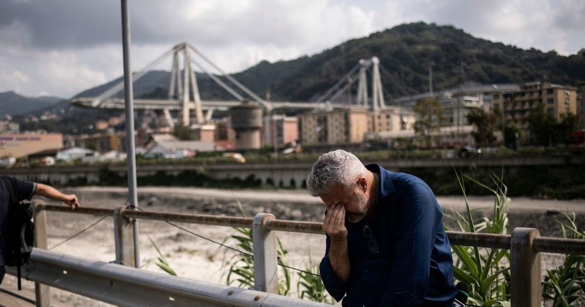 Ponte Morandi a un anno dal crollo, agli abitanti della Val Polcevera hanno restituito il cielo