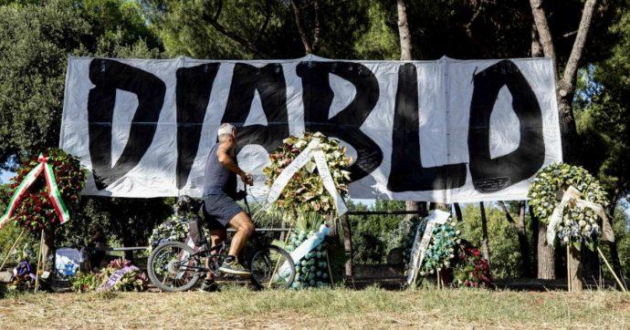 Omicidio Diabolik, ultras in subbuglio in tutta Italia per il no ai funerali. Rischio disordini per il derby di Roma il 1 settembre