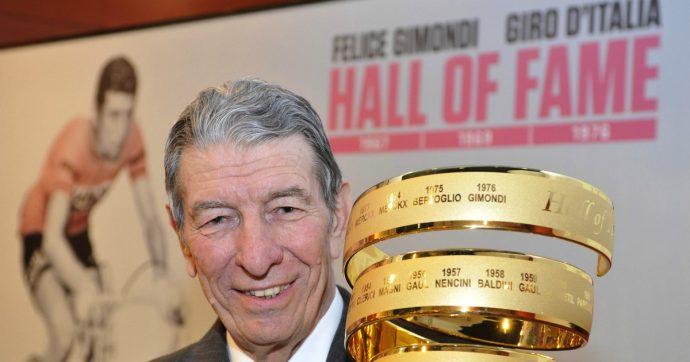 Felice Gimondi, è morto a 76 anni il ciclista vincitore di un Tour de France e 3 Giri d'Italia