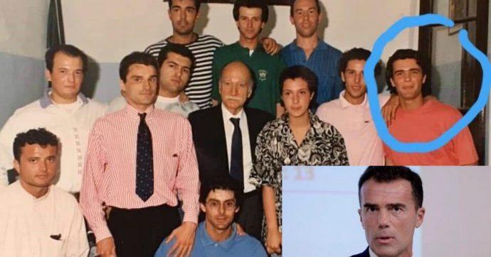 """Pd, spunta una foto di Gozi con Almirante e l'iscrizione ai giovani dell'Msi. Lui conferma: """"Avevo 16 anni, fu atto di ribellione: finì subito"""""""