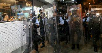 """Hong Kong, via all'11° weekend di proteste. Pechino: """"Non escluso uso della forza, ma non sarà come Tienanmen"""". Monta il caso Disney"""