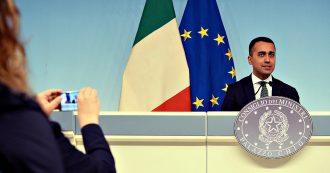 """Crisi di governo, Di Maio chiude a una nuova alleanza con la Lega: """"Salvini pronto a offrimi Palazzo Chigi? Fake news assurde"""""""