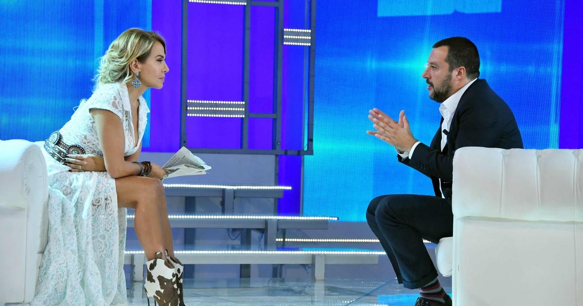 Par condicio, anche Mediaset abbandona Berlusconi per Salvini?