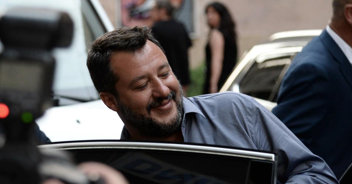 Salvini, l'uomo del grande bluff