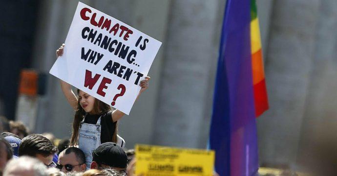 Vogliamo il governo del cambiamento climatico!