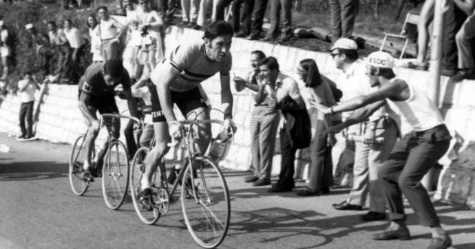 Felice Gimondi nei ricordi del rivale Eddy Merckx (e di mio nonno)