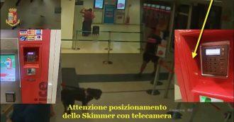 Milano, skimmer sulla biglietteria automatica della stazione per clonare bancomat. Due arresti
