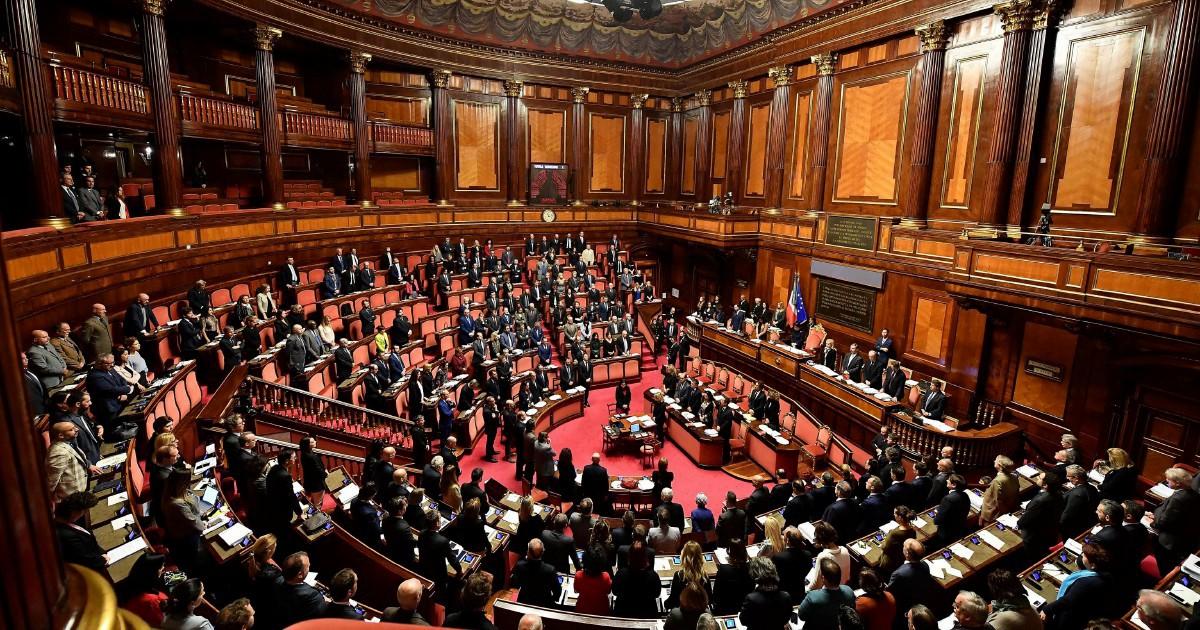 Il taglio dei parlamentari è 'eversivo' per chi non è d'accordo. Ma lo aspettiamo da anni