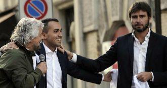 """Di Battista: """"Ho delle idee e se Grillo non è d'accordo amen. Scissione? No, voglio solo rafforzare il M5s"""". E rilancia su acqua pubblica e conflitto di interessi"""