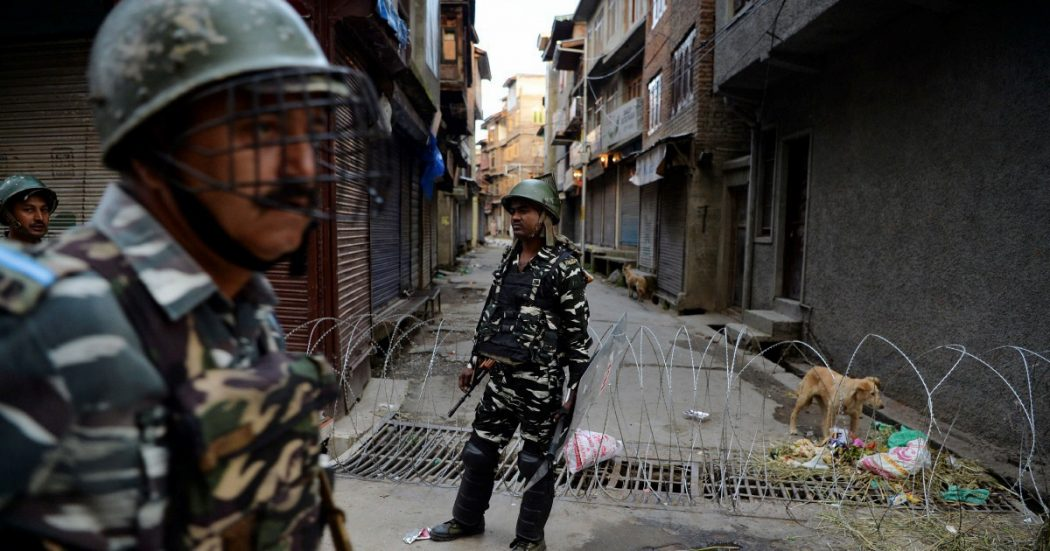 India e Kashmir, il grande strappo