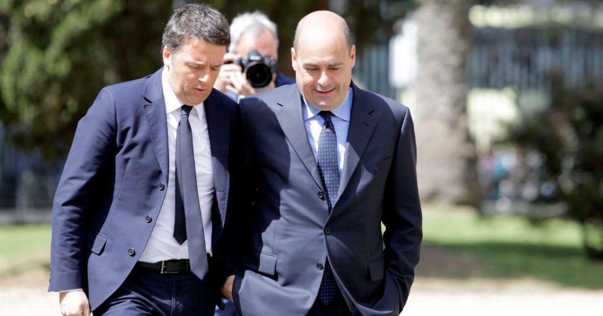 Il Pd va in ordine sparso: Di Maio e Conte dividono