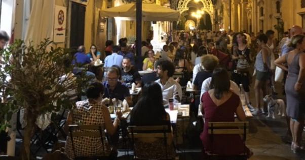 Turismo, a Ferragosto l'effetto 'invasioni barbariche' è Noto