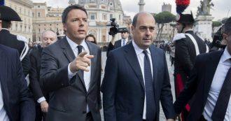 Governo, le tensioni fra Renzi e Zingaretti e la guerra dei retroscena per intestarsi la soluzione della crisi. E riprendersi il Pd