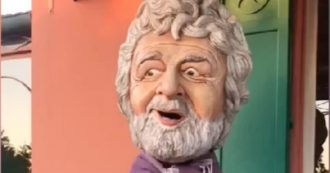 """Crisi, Grillo: """"Da Salvini una pugnalata. Uomo di media intelligenza ma pensavo leale"""""""