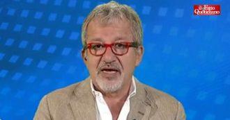 """Crisi governo, Maroni: """"Salvini? Ha sbagliato, doveva fare come Bossi nel '94 e ritirare i ministri. Ci sarà quasi certamente governo M5s-Pd"""""""