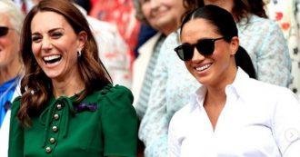Kate Middleton e Meghan Markle, troppa tensione tra le cognate: la Regina sceglie sistemazioni separate al castello di Balmoral