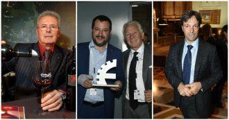 Salvini, chi sono gli imprenditori con lui: l'ex renziano re delle pentole, il signore del vino pugliese e l'erede che fa affari con l'acqua minerale