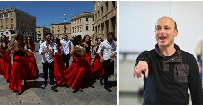 """Notte della Taranta, Davide Bombana a FqMagazine: """"Così ho unito pizzica, danza classica, orchestra e rap"""""""