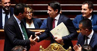 """Conte: """"Salvini ha compromesso gli interessi nazionali per i suoi personali. Su piazze e pieni poteri la sua concezione mi preoccupa"""""""