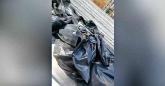 """Roma, Raggi: """"Scarti da cantiere nei cassonetti per utenze domestiche: multa di 3100 euro. Avanti con la guerra contro gli zozzoni"""""""