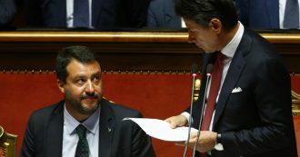 """Crisi di governo sui social, De Falco diventa virale. E lo spin doctor di Salvini scrive: """"Dal Capitano discorso stratosferico"""""""