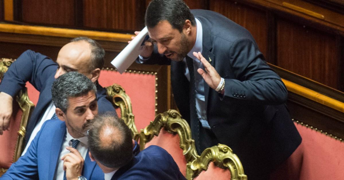 Salvini, il più bravo a distruggere la sua reputazione. E ora spero che Conte resti